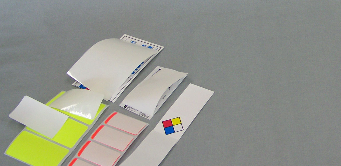 Self-Sealing Laminated Labels Header Image
