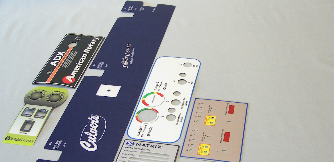 Faceplates/Control Panels Slider Image