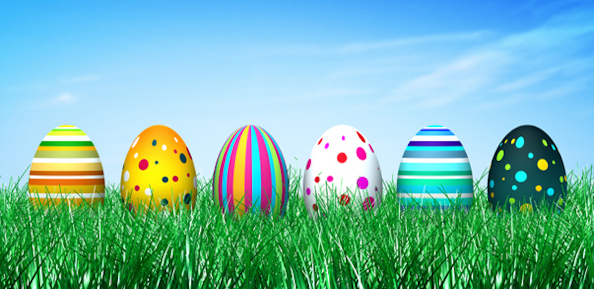 Happy Easter! Slider Image