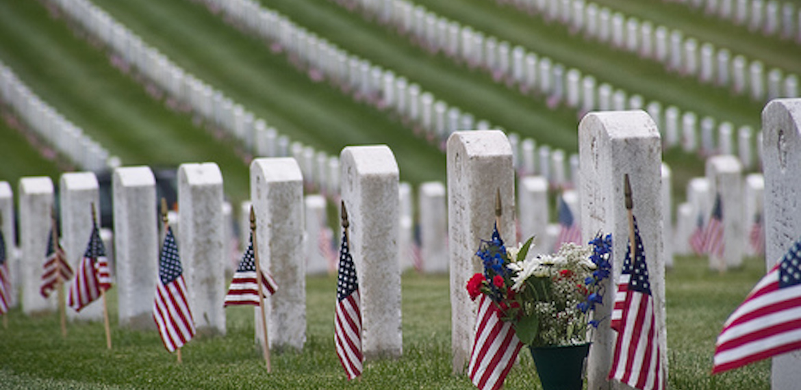 Remembering Those Who Died Slider Image